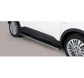 Side Step Opel Grandland X