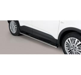 Trittbretter Opel Grandland X