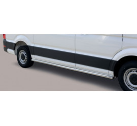 Side Protection Volkswagen Crafter MWB
