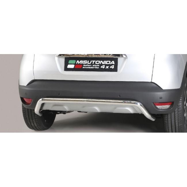 Rear Protection Renault Captur