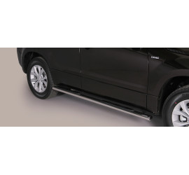 Trittbretter Suzuki Grand Vitara GPO/236/IX