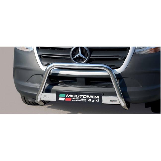 Bull Bar Mercedes Sprinter EC/MED/440/IX