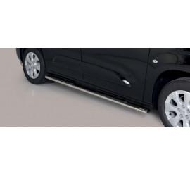 Trittbretter Opel Combo L1 GPO/444/MWB