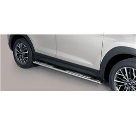 Trittbretter Hyundai Tucson DSP/391/IX