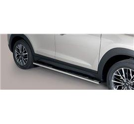 Trittbretter Hyundai Tucson GPO/391/IX