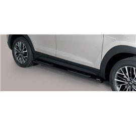 Trittbretter Hyundai Tucson GPO/391/PL