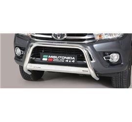 Bull Bar Toyota Hi Lux Double Cab Misutonida EC/MED/410/IX
