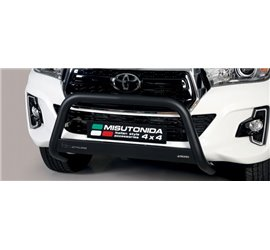 Bull Bar Toyota Hi Lux Double Cab Misutonida EC/MED/410/PL