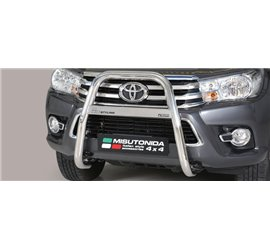 Bull Bar Toyota Hi Lux Double Cab Misutonida MA/410/IX