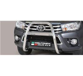 Frontschutzbügel Toyota Hi Lux Double Cab Misutonida MA/410/IX