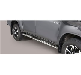 Side Step Toyota Hi Lux Double Cab DSP/410/IX