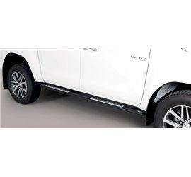 Trittbretter Toyota Hi Lux Double Cab DSP/410/PL