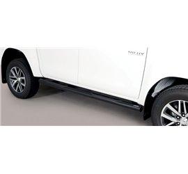 Trittbretter Toyota Hi Lux Double Cab GP/410/PL