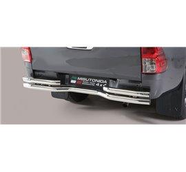 Protection Arrière Toyota Hi Lux Double Cab DBR/410/IX