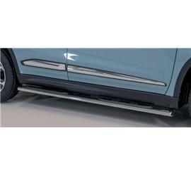 Trittbretter Suzuki Vitara GPO/455/IX