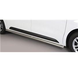 Protezioni Laterali Peugeot Expert Traveller MWB/LWB TPS/415/LWB