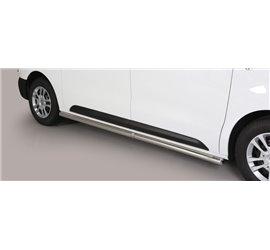 Protezioni Laterali Peugeot Expert Traveller MWB/LWB TPS/415/MWB