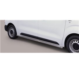 Protezioni Laterali Toyota Proace Verso SWB/MWB/LWB TPS/411/MWB