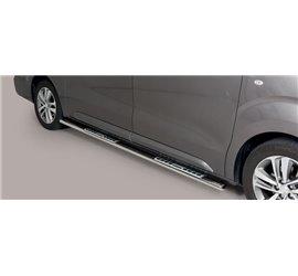 Trittbretter Toyota Proace SWB/MWB/LWB DSP/411/LWB