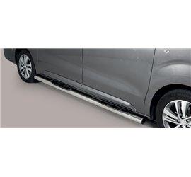 Trittbretter Toyota Proace SWB/MWB/LWB GP/411/LWB