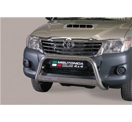 Bull Bar Toyota Hi Lux Double Cab Misutonida EC/MED/300/IX