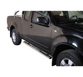 Trittbretter Nissan Navara King Cab DSP/286/IX