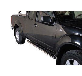 Side Step Nissan Navara King Cab GPO/286/IX