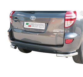 Rear Protection Toyota Rav 4 PPA/245/IX
