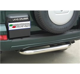 Rear Protection Toyota Land Cruiser KDJ 125 PP1/138/IX