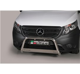 Bull Bar Mercedes vito-viano Misutonida EC/MED/384/IX