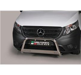 Frontschutzbügel Mercedes Vito Viano EC/MED/384/IX