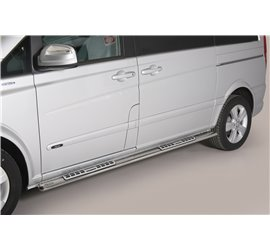 Side Step Mercedes Viano SWB DSP/344/IX