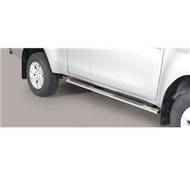 Side Step Toyota Hi Lux Extra Cab GPO/418/PL