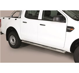 Side Step Ford Ranger Double Cab  DSP/295/IX
