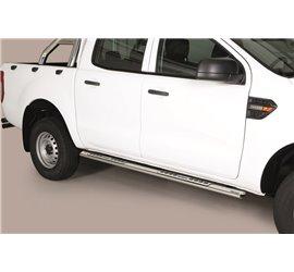 Trittbretter Ford Ranger Double Cab  DSP/295/IX