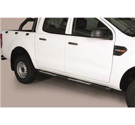 Trittbretter Ford Ranger Double Cab  DSP/295/PL