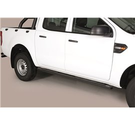 Trittbretter Ford Ranger Double Cab  GPO/295/PL