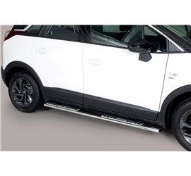 Trittbretter Opel Crossland X DSP/459/IX