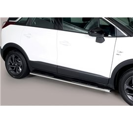 Trittbretter Opel Crossland X GPO/459/IX