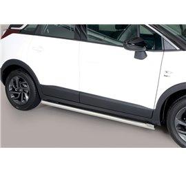 Seitenschutz Opel Crossland X TPS/459/IX