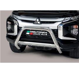 Bull Bar Mitsubishi L200 Double Cab Misutonida EC/SB/460/IX