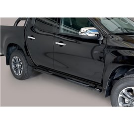 Side Step Mitsubishi L200 Double Cab GPO/390/PL