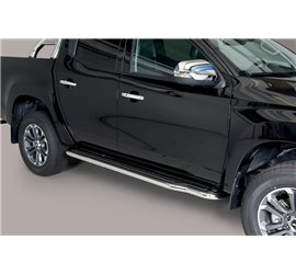 Side Step Mitsubishi L200 Double Cab P/390/IX