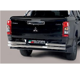 Rear Protection Mitsubishi L200 Double Cab DBR/390/IX