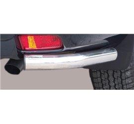 Rear Protection Toyota Land Cruiser 150 PPA/255/IX