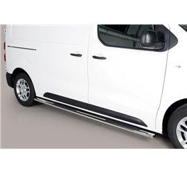 Trittbretter Opel Vivaro GPO/482/MWB