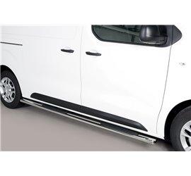 Trittbretter Opel Vivaro GPO/482/LWB