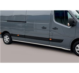 Side Protection Renault Master SWB L3