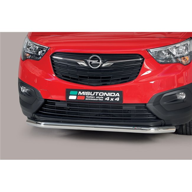 Front Protection Opel Combo L2 LARGE/444/IX