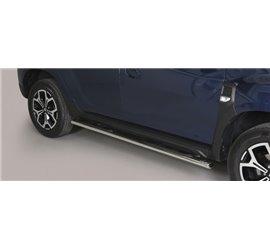 Trittbretter Dacia Duster GPO/472/IX